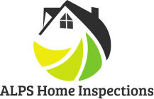 The ALPS Home Inspections logo