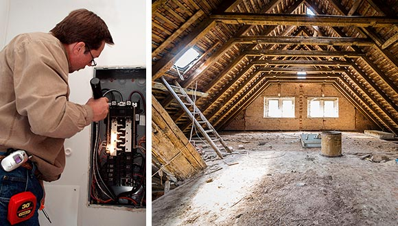 Home maintenance inspections from ALPS Home Inspections